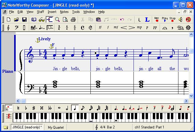 descargar noteworthy composer 2 free